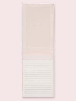 ブラック ビキニ ドット デスクトップ ノートパッド