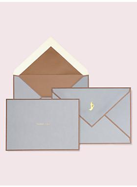 カラーブロック オール オケージョン ノートカード セット