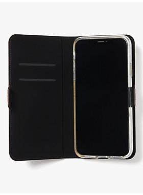 アイフォン ケース スペード フラワー マグネティック フォリオ 11 pro max