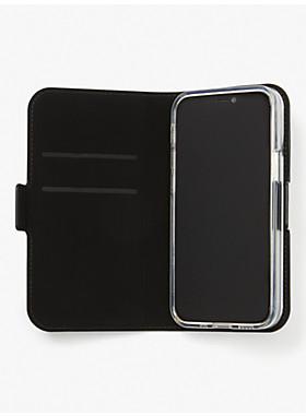 アイフォン ケース デインティ ブルーム マグネティック フォリオ - 12 mini