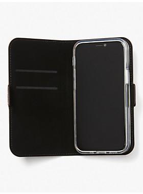 アイフォン ケース スペード フラワー マグネティック フォリオ 12 mini