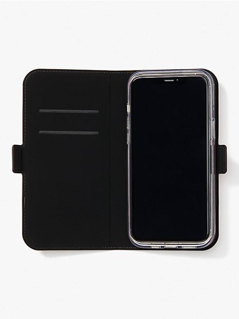 アイフォン ケース スペンサー マグネティック フォリオ - 12 pro max