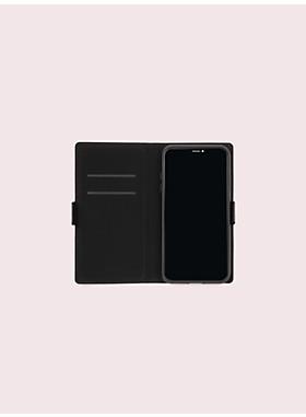 アイフォンケース シルビア マグネティック フォリオ - XS Max