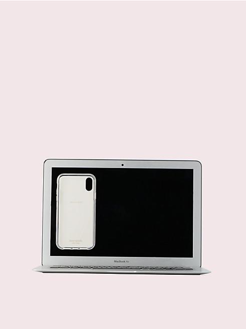 アイフォンケース スカラップ ハンズ フリー - XR