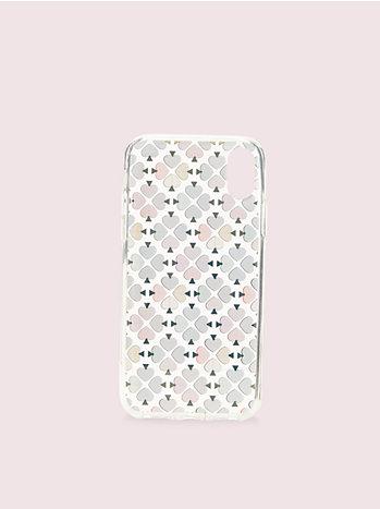 アイフォン ケース ホイル スペード - XS