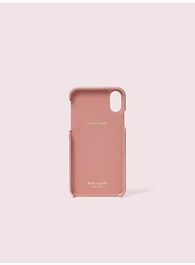 アイフォン ケース グリッター インレイ - XR