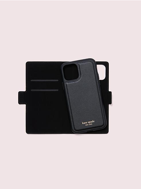 アイフォン ケース シルビア マグネティック フォリオ - 11 Pro