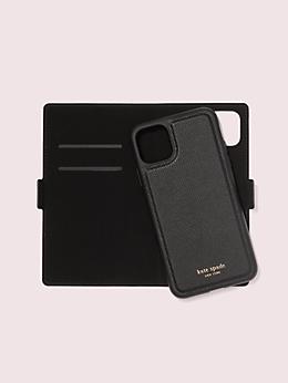 アイフォン ケース シルビア マグネティック フォリオ - 11 Pro Max