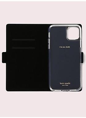 アイフォン ケース パーティー フローラル マグネティック フォリオ - 11 Pro Max
