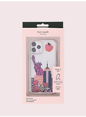 アイフォン ケース NYC リキッド - 11 PRO