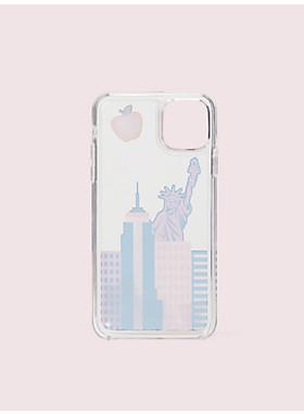 アイフォン ケース NYC リキッド - 11 PRO MAX