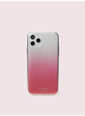 アイフォン ケース グリッター オンブル -11 PRO