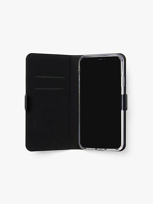 アイフォン ケース カバナ ドット マグネティック フォリオ - XS MAX