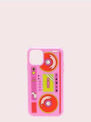 アイフォン ケース キープセイク コーナー ブームボックス - 11 & XR