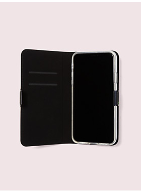 アイフォン ケース チェリー マグネティック フォリオ-11 PRO MAX