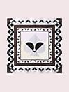 ジオ スペード シルク セミ スカーフ
