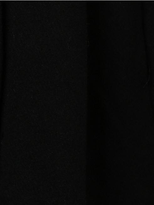 HO20 アウターウェア フィット & フレア ウール コート