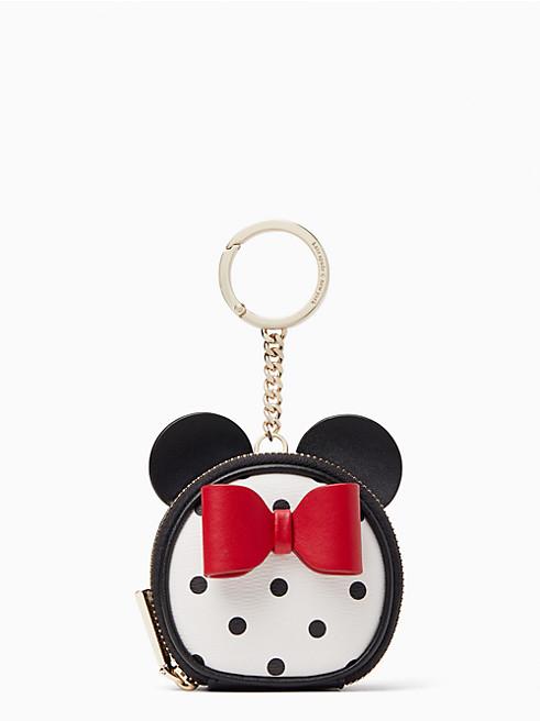 ディズニー X ケイト・スペード ニューヨーク ミニー マウス コイン パース