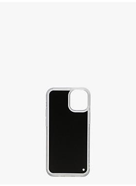リキッド グリッター コンフェティ フォン 12 mini ケース
