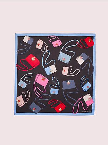 二コラ バッグ トス スクエア スカーフ