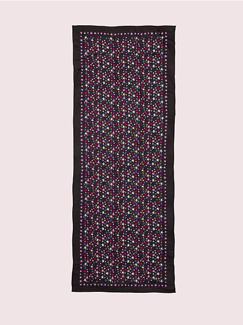 スター オブロング スカーフ