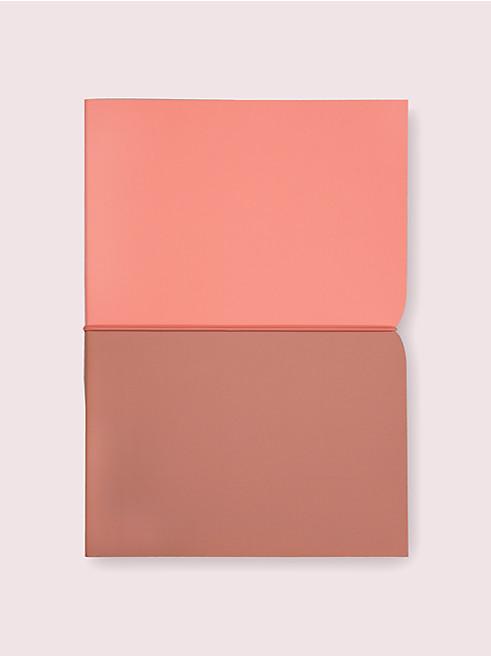 ピンク プランジ ノート