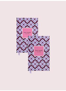 フラワーノートブック 2セット
