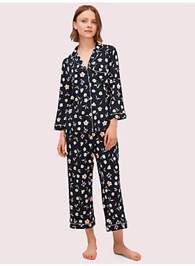 スリープウェア カプリ パジャマ