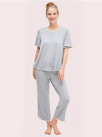 クロップド パジャマ セット