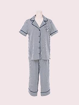 【オンライン限定】スリープウェア クロップ パジャマ セット
