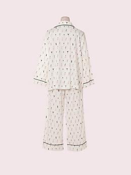 【オンライン限定】スリープウェア カプリ パジャマ