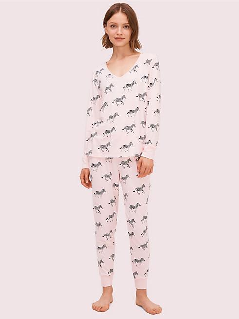 スリープウェア ロング パジャマ