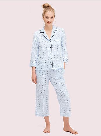 カプリ パジャマ セット