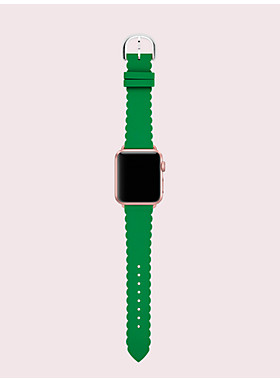 グリーン シリコン アップル ウォッチ ストラップ