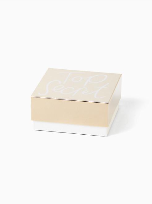 オール ザット グリステン  トップ シークレット カバー ボックス