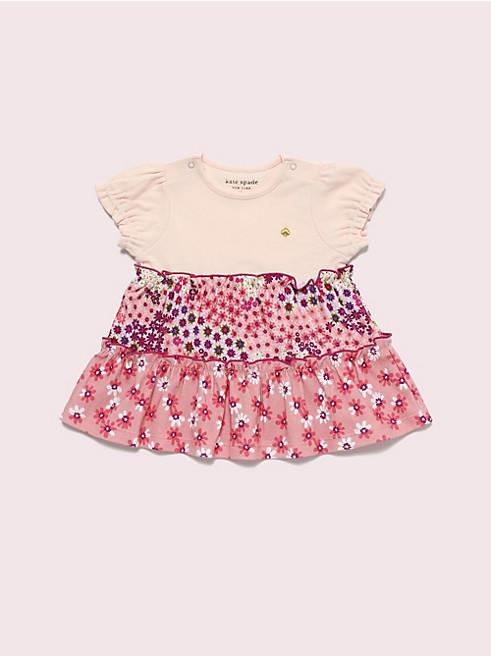 ベビー パシフィック ペタル ドレス & ブルマ セット