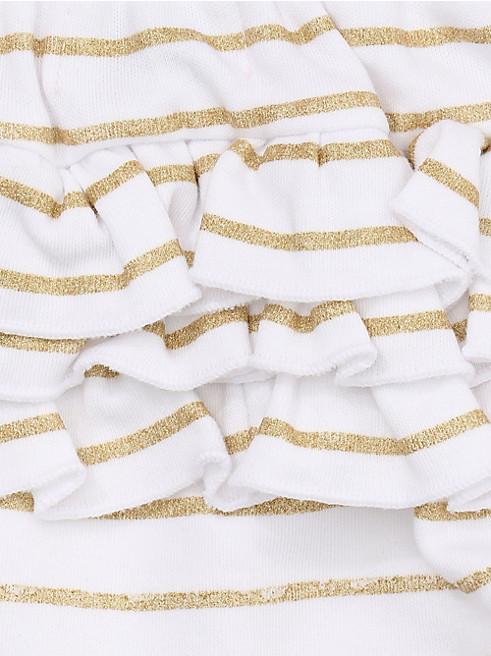レイエット サプライズ ストライプ ドレス & ブルマ セット