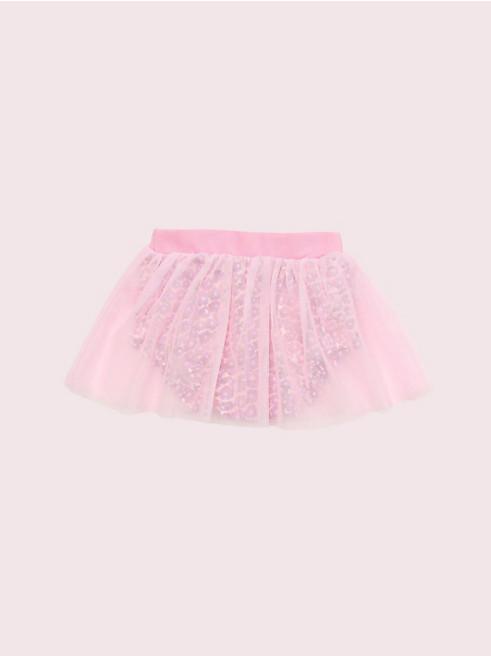 レイエット フレア フローラ ビブ & ブルマ スカート セット