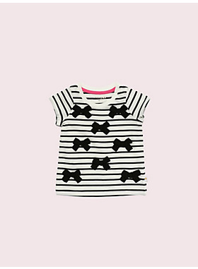 トドラー ボウ Tシャツ