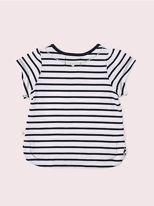 トロンプルイユ スペード フラワー チャーム ネックレス Tシャツ