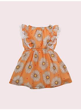 フォーリング フラワー ドレス