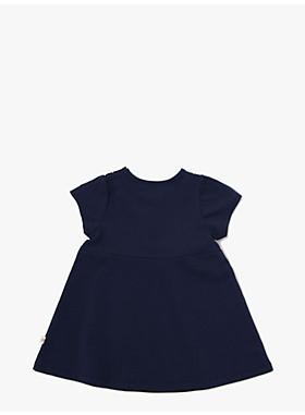 トドラー トロンプルイユ ポケット ドレス