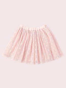 トドラー フラワー チュール スカート