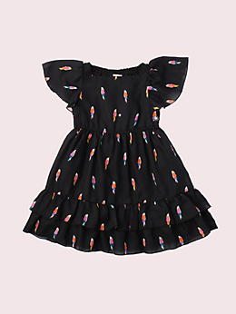 トドラー フロック パーティ ドレス