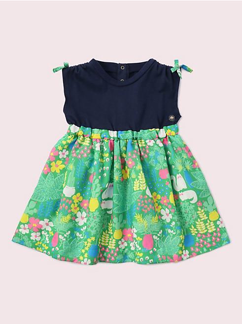 トドラー ガーデン ポジー ミックス ドレス