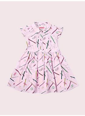 トドラー スクール サプライズ ドレス