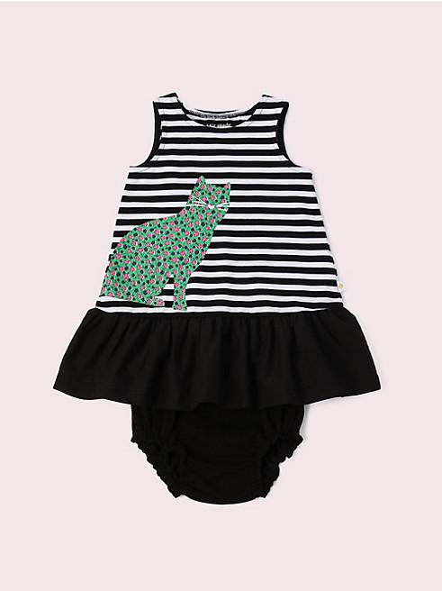 インファント フローラドゥードゥル キャット ドレス