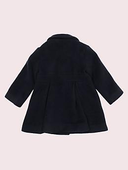 トドラー ジュエル ボタン コート