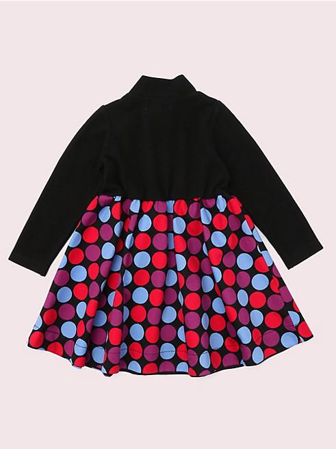 トドラー ダンス フロア ミックス メディア ドレス