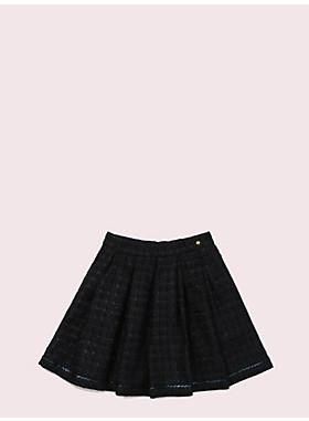 ガールズ ツイード スカート